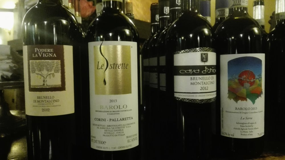 barolo brunello