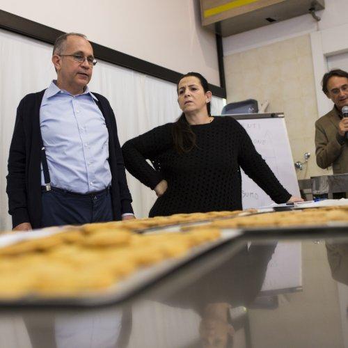 Davide Cassi, Roberta Razzano e Piero Gabrieli
