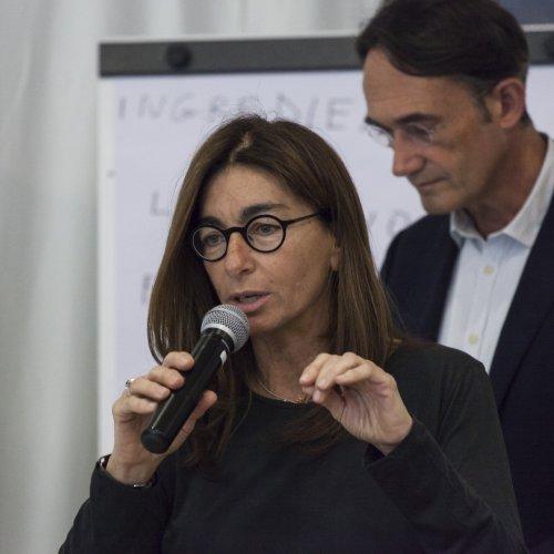 Chiara Quaglia e Piero Gabrieli