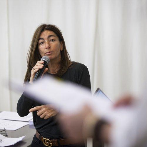 Chiara Quaglia, amministratore delegato del molino