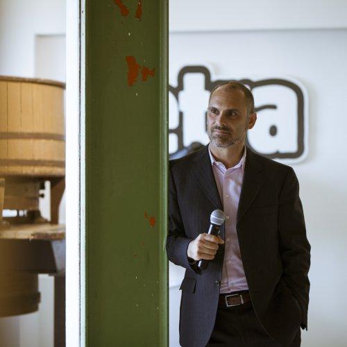 Riccardo Zola, regional horeca representative di Nespresso