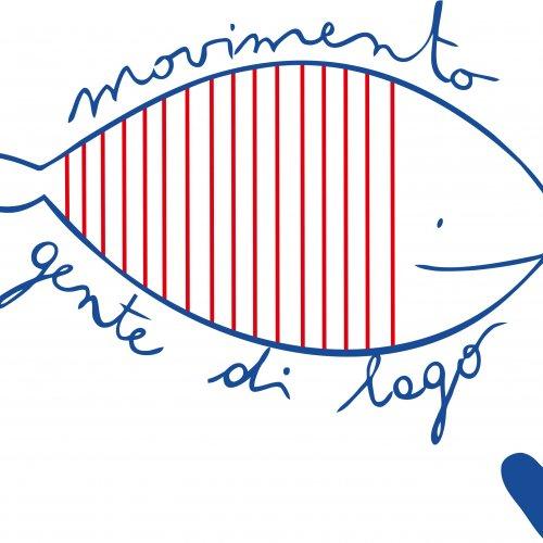 Il logo ufficiale del Movimento Gente di Lago