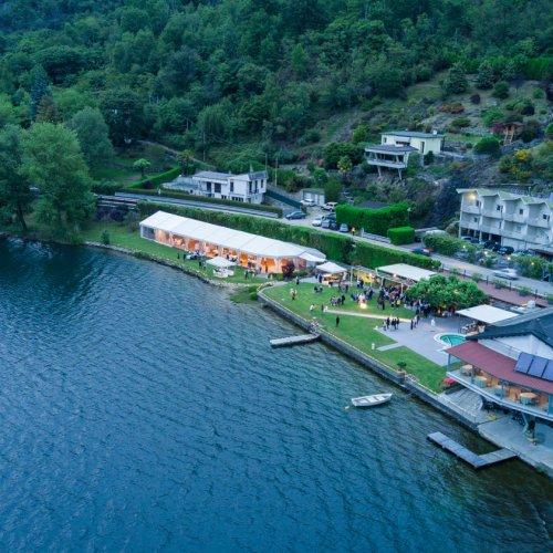 Panoramica sul Piccolo Lago