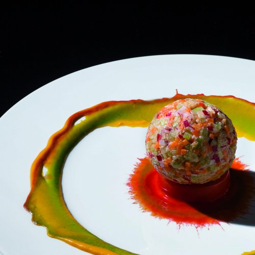 Di non solo pane dice Leemann a Italian Gourmet