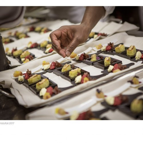 I finger food firmati da Simone Gottardello