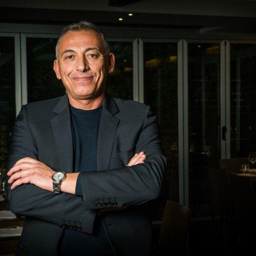 Massimo Minutelli, patron de La Griglia di Varrone