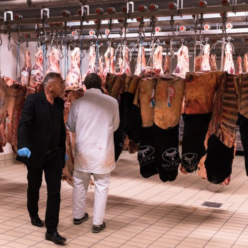 Il (ri)cercatore di carne Massimo Minutelli