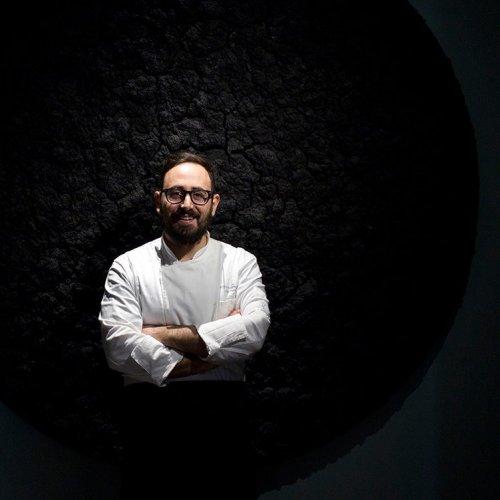 Davide Di Fabio, sous-chef all'Osteria Francescana di Modena