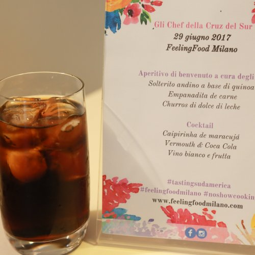 Vermouth & Coca-Coca