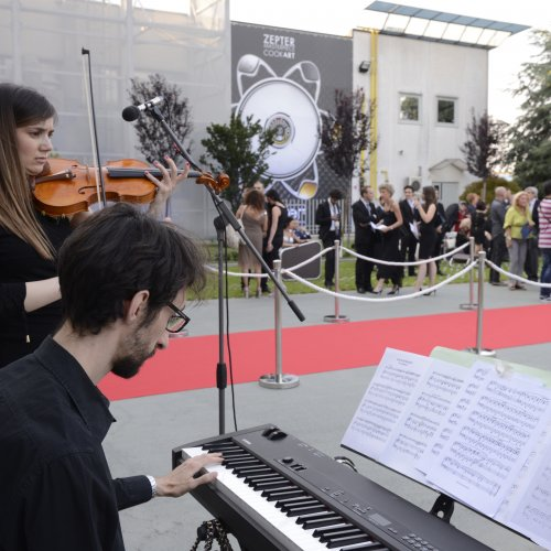 Il grand opening del Museo Zepter Milano