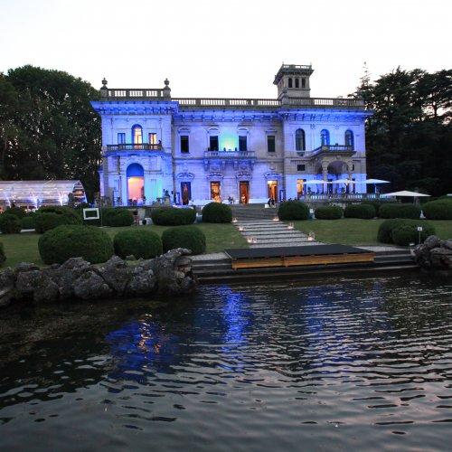 Villa Erba, sul Lago di Como